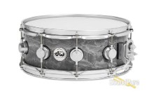 DW Collector's Series 5.5x14 Snare Drum Concrete