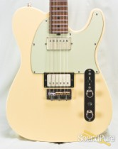 Michael Tuttle Tuned T Vintage White Roasted Maple #344