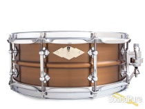Craviotto 5.25x14 AK Masters Bronze Snare Drum Limited