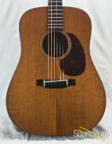 Bourgeois Fully Aged Addy/Mahogany Dreadnought #7245