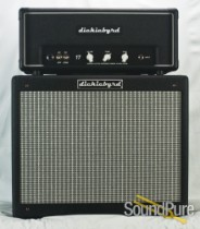 Dickiebyrd 17 Amp Head and 1x12 Cabinet, Used - #15072