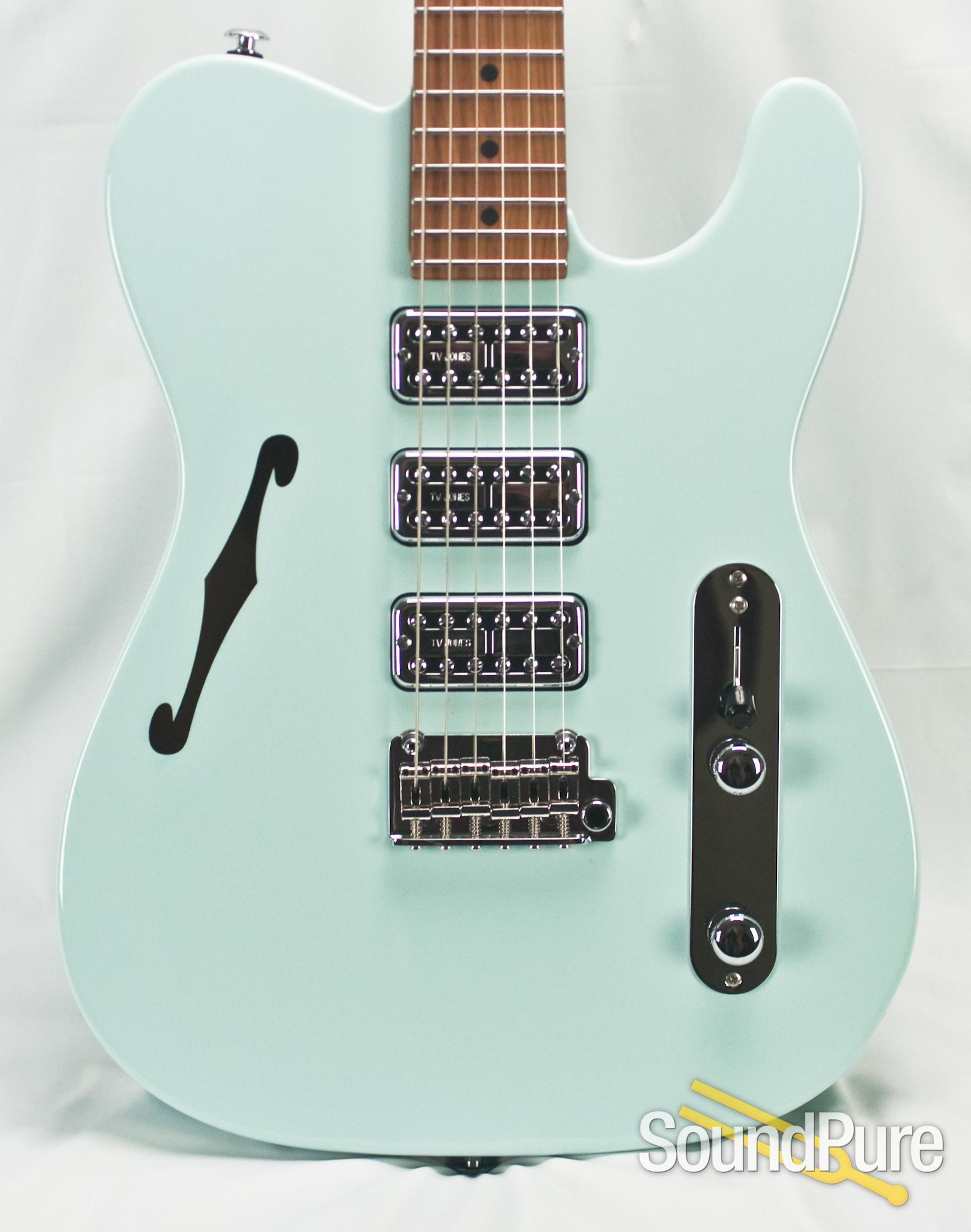 John Suhr Classic T Sonic Blue Electric Guitar #29099