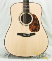 Boucher Bluegrass Goose Dreadnought Rosewood Acoustic Guitar