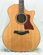 Taylor 814CE 2011 Grand Auditorium Acoustic Guitar - Used