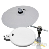 Kat Tom/Cymbal Electronic Drum Pad Expansion Pack