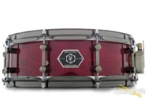 Noble & Cooley 4.75x14 Horizon Series Snare Drum-Dark Cherry