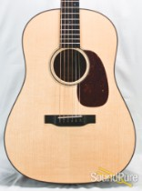 Collings DS1 Addy Spruce/Mahogany 12-Fret Acoustic #25255