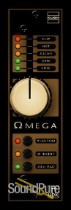 Kush Audio Omega 500-Series Transformable Mic Preamp