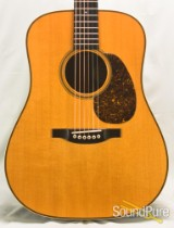 Bourgeois 2004 Vintage D Addy/Rosewood Acoustic-Used