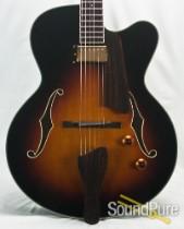Eastman AR403CE-SB Sunburst Archtop Guitar #10455982