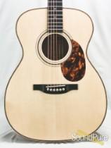 Boucher Studio Goose OM Hybrid Bubinga Acoustic Guitar