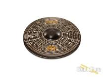 """Meinl 14"""" Classics Custom Dark Hi-Hat Cymbals"""