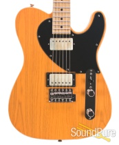 Michael Tuttle Tuned ST Butterscotch HH Electric #363
