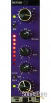 Purple Audio Action 500-series FET Compressor