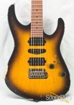 Suhr Modern Antique GG Tobacco Burst Electric Guitar #26038