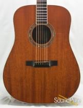 Larrivee D-05 Unicorn Inlay Mahogany Acoustic #20841 - Used