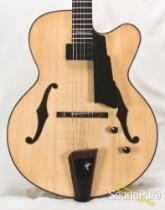 Eastman AR880CE-BD John Pisano Signature Archtop #10455359