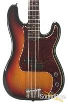 Fender 1969 3-Tone Sunburst Precision Bass - Used/Vintage