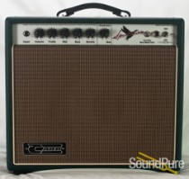 Carr Amplifiers Sportsman 19W 1x12 Combo Amp - Green