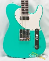 Tuttle Baritone Standard T Sea Foam Green Electric #354