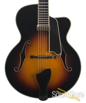 Eastman AR805CE-SB Spruce/Maple Sunburst Archtop #11045302