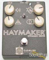 Caroline Guitar Company Haymaker Dynamic Overdrive - Grey