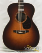 Bourgeois Addy/Brazilian Signature OM Custom #6768 - Used