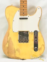 Fender '67 Yellow Relic Telecaster #214961 - Used