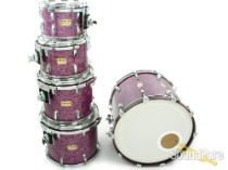 Pork Pie 5pc Maple Drum Set-Purple Marine Pearl