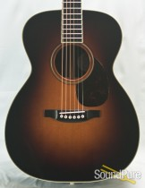 Bourgeois OMC European Spruce/IRW Acoustic #7236 - Used