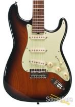 Michael Tuttle Custom Classic S 2-Tone Sunburst Guitar #372