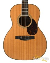 Santa Cruz H14 Natural Finish Acoustic Guitar #1311 - Used