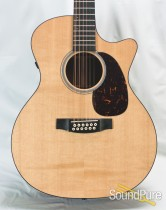 Martin GPC12PA4 12-String Sitka/Sapele Acoustic - Used