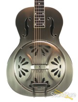 Gretsch G9221 Bobtail Chrome Resonator Guitar - Used