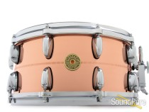 Gretsch 6.5x14 USA Polished Copper Snare Drum