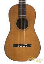 Bourgeois Aged Tone Addy/Brazilian RW Piccolo Parlor Guitar