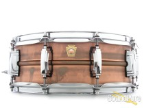 Ludwig 5x14 Patina Copper Snare Drum