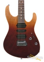 Suhr Modern Carve Top Desert Gradient HSH Electric #29900