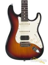Suhr Classic Antique 3-Tone Burst HSS IRW Electric #JST9M6X