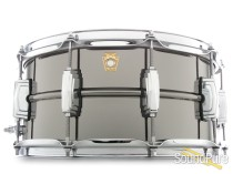 Ludwig 6.5x14 Black Beauty Snare Drum-Imperial Lugs