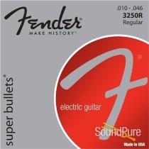Fender 3250R Super Bullets Regular Electric Strings