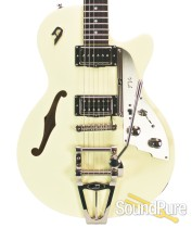 Duesenberg Starplayer TV Plus Vintage White #160456