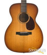Collings OM1 Baked Sitka/Mahogany Acoustic Guitar #25779