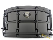 Ludwig 6.5x14 Black Magic Brass Snare Drum