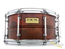 Pork Pie 7x13 Pork Rub Metal Snare Drum