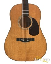 "Santa Cruz D12 ""Torrefied"" Bearclaw Sitka Acoustic Guitar"