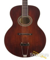 Eastman AR400 Oval Hole Classic Finish Archtop #11145312
