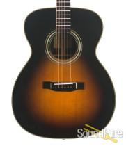 Eastman E20OM-SB Addy/Rosewood Sunburst Acoustic #16556260