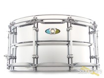 Ludwig 6.5x14 Supralite Steel Snare Drum