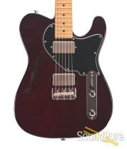 Suhr Alt T Pro Trans Brown HH Electric Guitar #JST0P6A